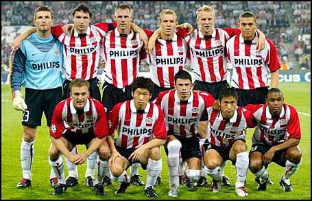 PSV EINDHOVEN - 10 footballentertainment