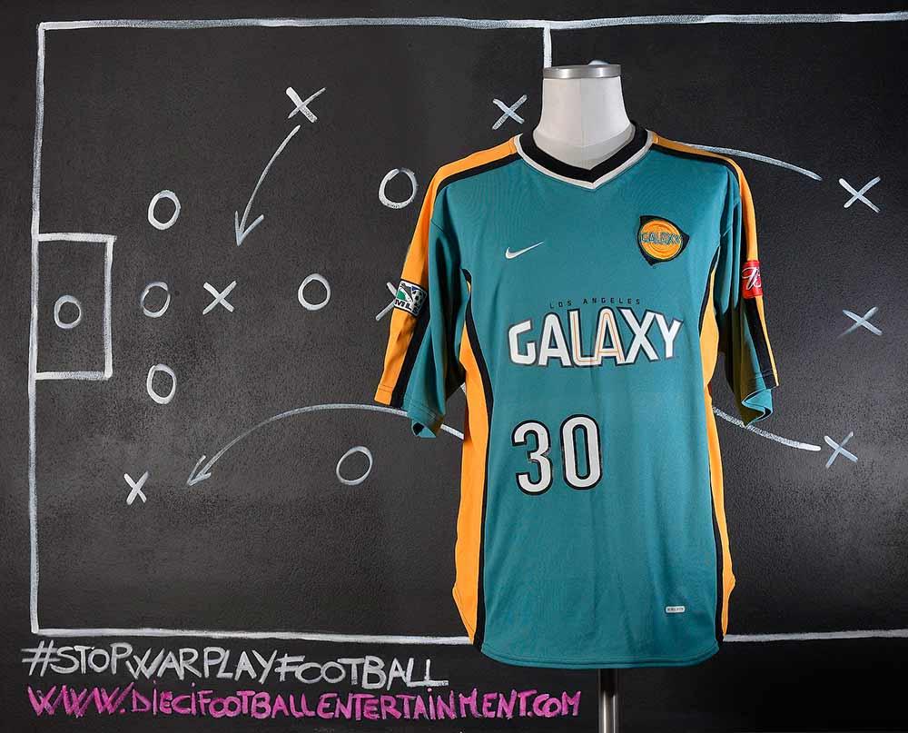 efbe83535 GALAXY (Los Angeles) - 10 footballentertainment
