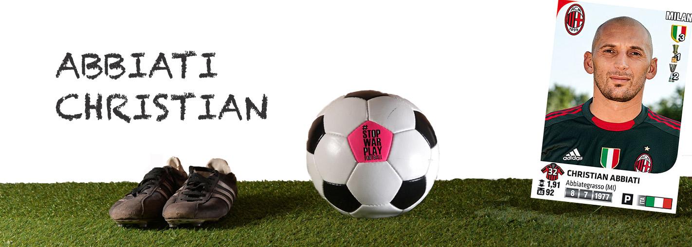 ABBIATI CHRISTIAN 10 footballentertainment