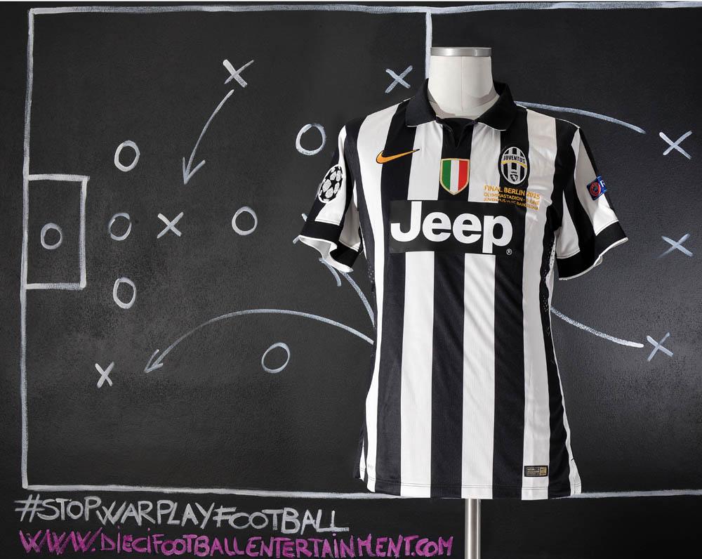 7c7067d6a10 Juventus F.C. (2010-2015) - 10 footballentertainment