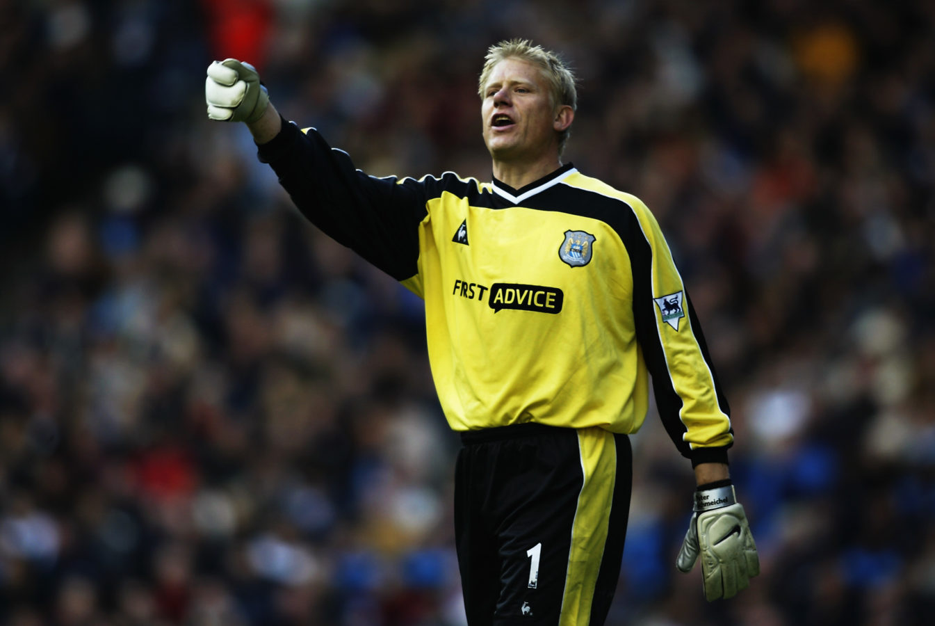 9051077d584 While Peter Schmeichel joined Manchester City also his son Kasper joined  the team. It was September 2002 when his son signed a long-term contract