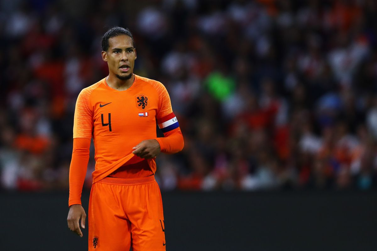 Virgil van Dijk: Birthplace of Dreams | Nike